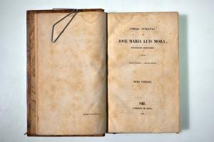 libro Luis Mora